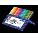 Crayons de couleur aquarellables STAEDTLER